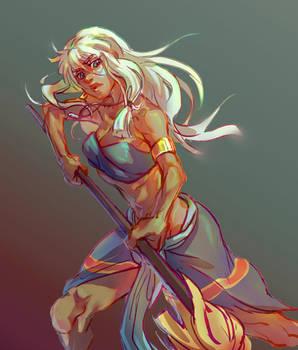 Kida from Atlantis
