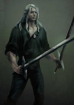 Witcher-Geralt
