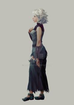 Requiescat Character Design_Yana