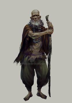 Requiescat Character Design_Prophet