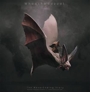 NeverEnding Story Redesign // Whooshwoozool