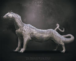 NeverEnding Story Redesign // Falkor