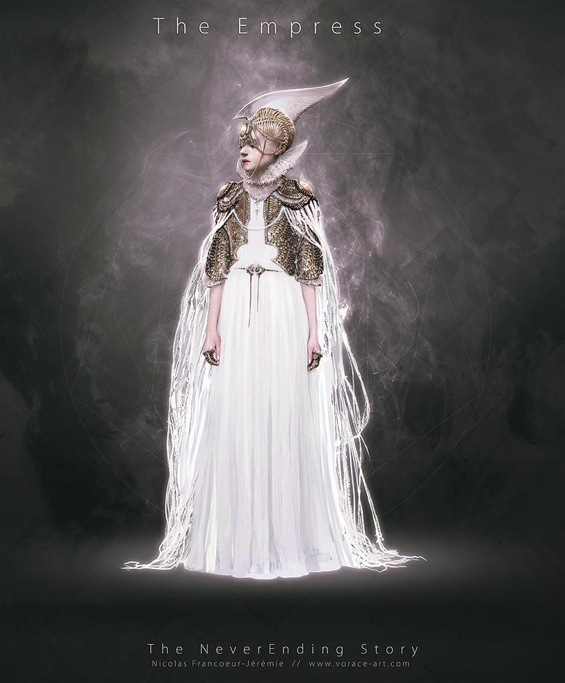 NeverEnding Story Redesign // Empress by Vorace-Art
