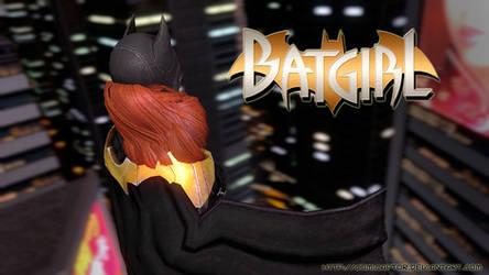 Batgirl Wallpaper by alyxcaptor