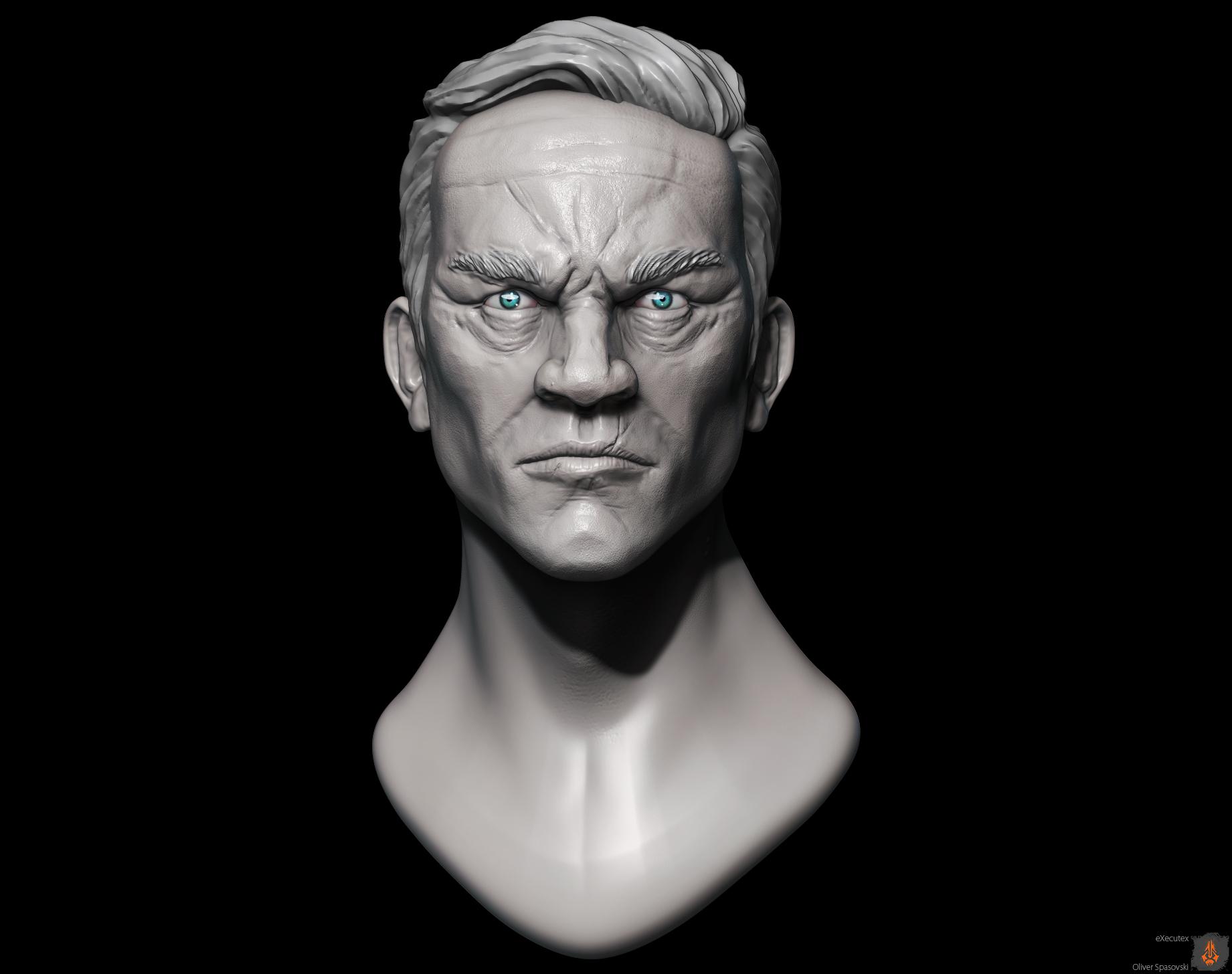 gang_bust_dishonored_sculpt_by_executex-d6yug1v.jpg