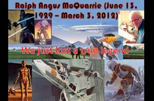 tribute to Ralph Mcquarrie