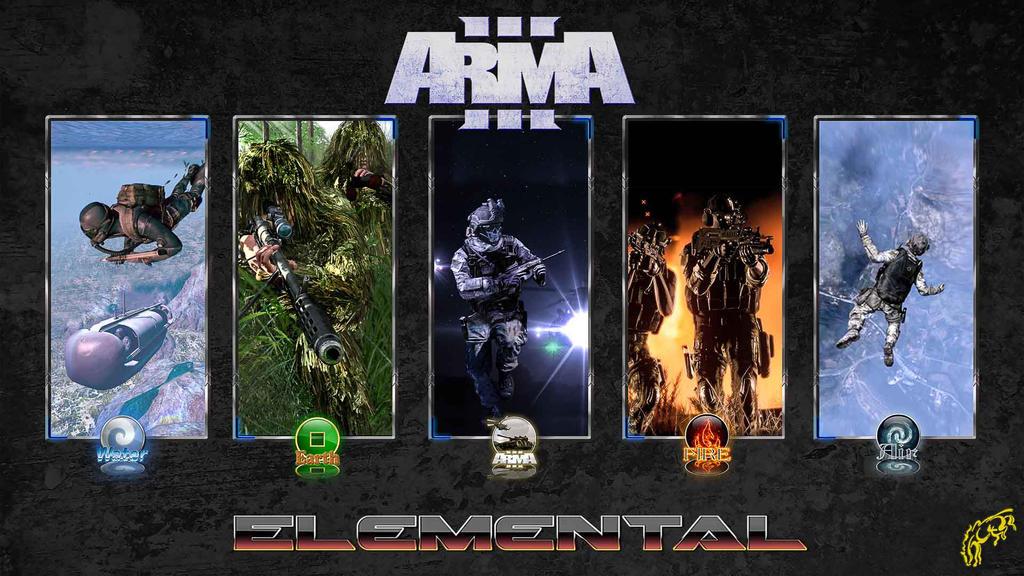 Arma 3 wallpaper by yellowbronco on DeviantArt