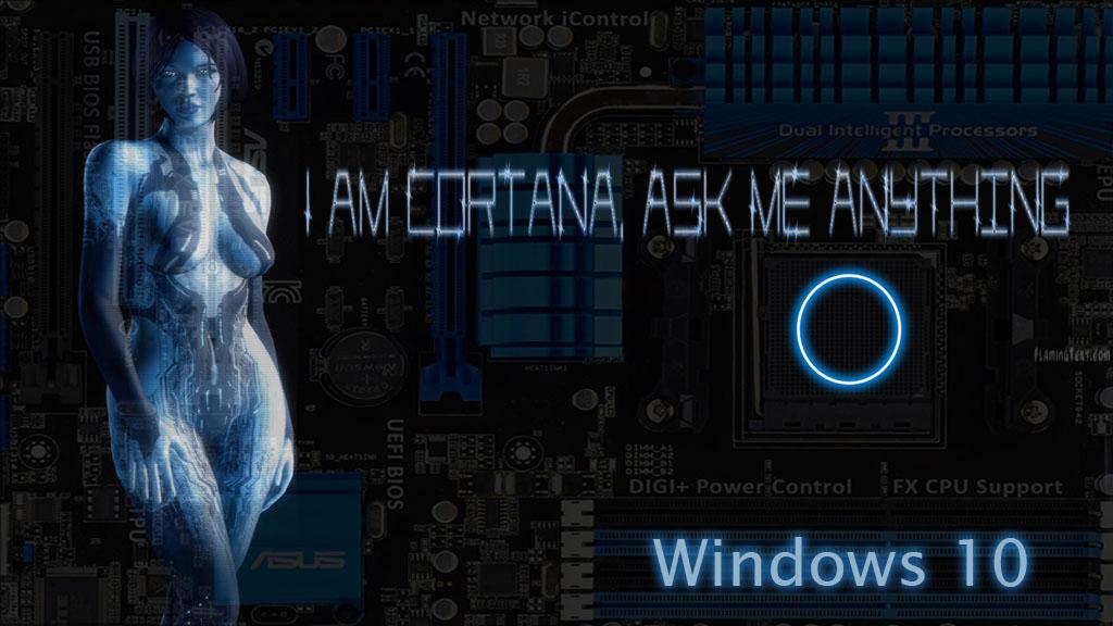Cortana Halo 4 Wallpaper Blue Windows 10 By Danielleehawk On