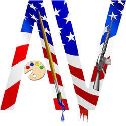 Artwork By Veterans Logo