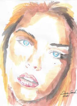 Face Artwork Paintings
