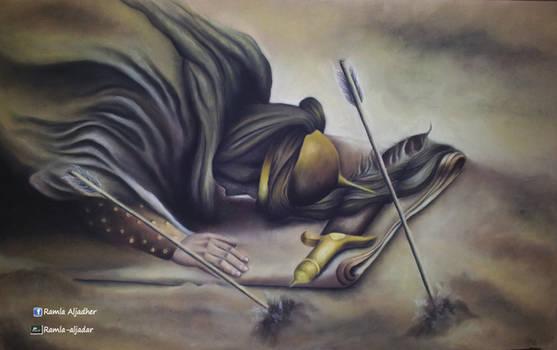 love Prostration by ramla-aljadar
