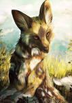 Wild Pupper