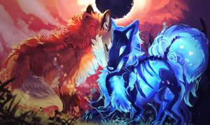 Lantern Fox