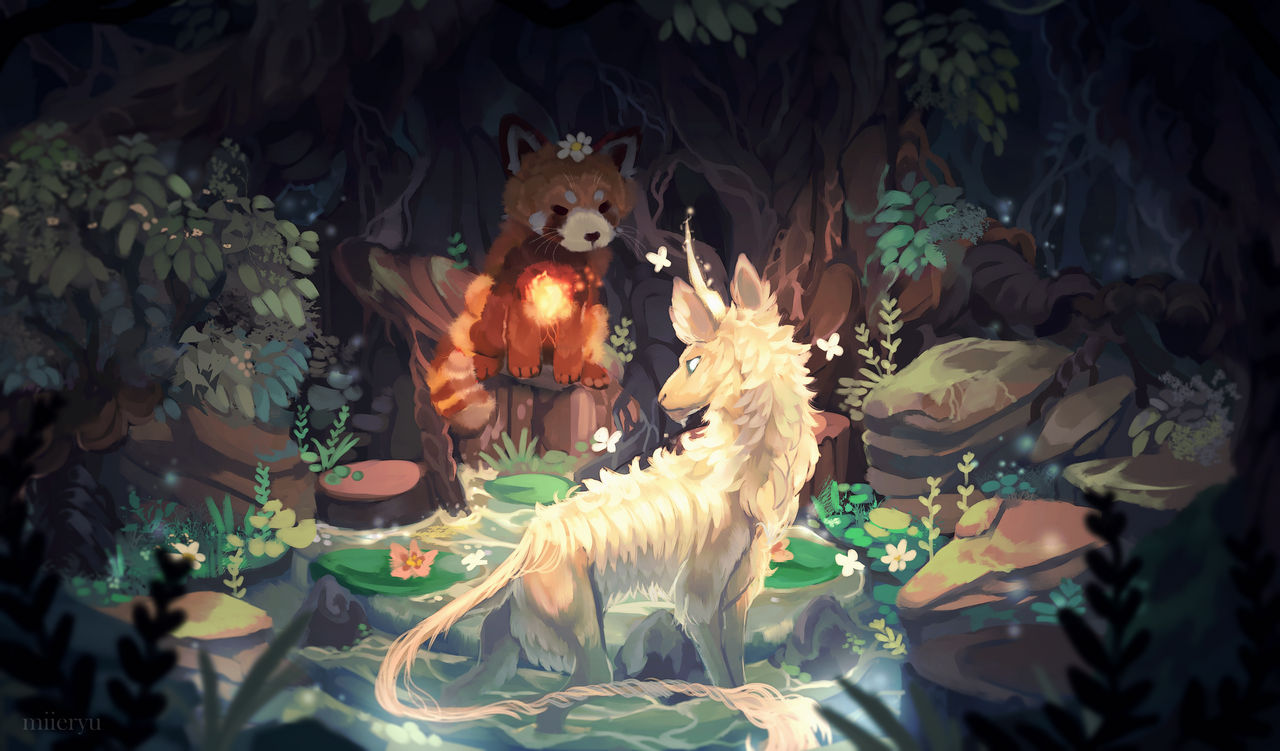 Light of the Woods
