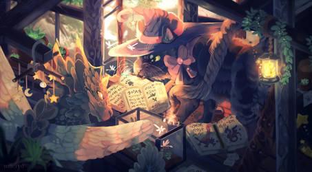 Witch's Den