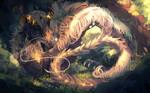 Kintsugi Dragon