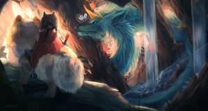 The Dragon's Cavern