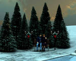 Winterwonderland by NellWilliams