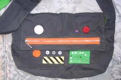Robot Bag by chibiwakki