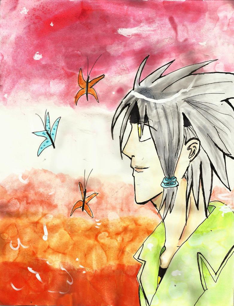 Painted Eden Yoki ART TRADE by MimiSephora