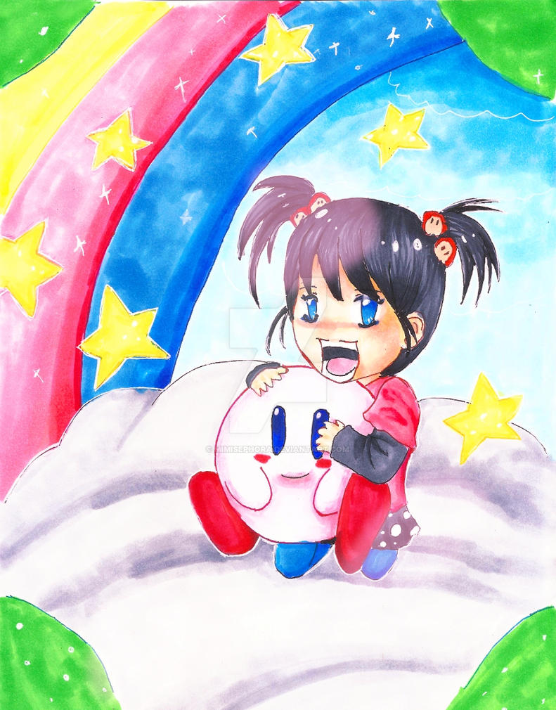 Kirby Is A Doll by MimiSephora