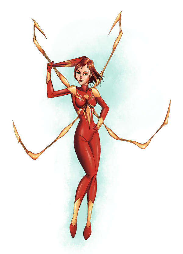 Ultimate Spider Man Comic Mary Jane