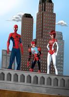 Amazing Spider-man Renew Your Vow by dewamadewidnyana