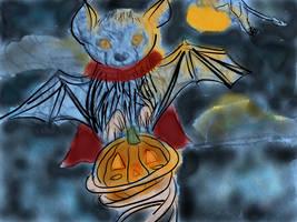 Midnight bouncer by Arkila