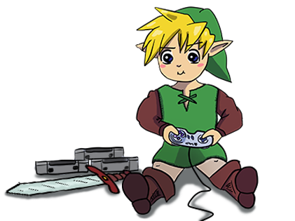 Link is linked by Imhotepie