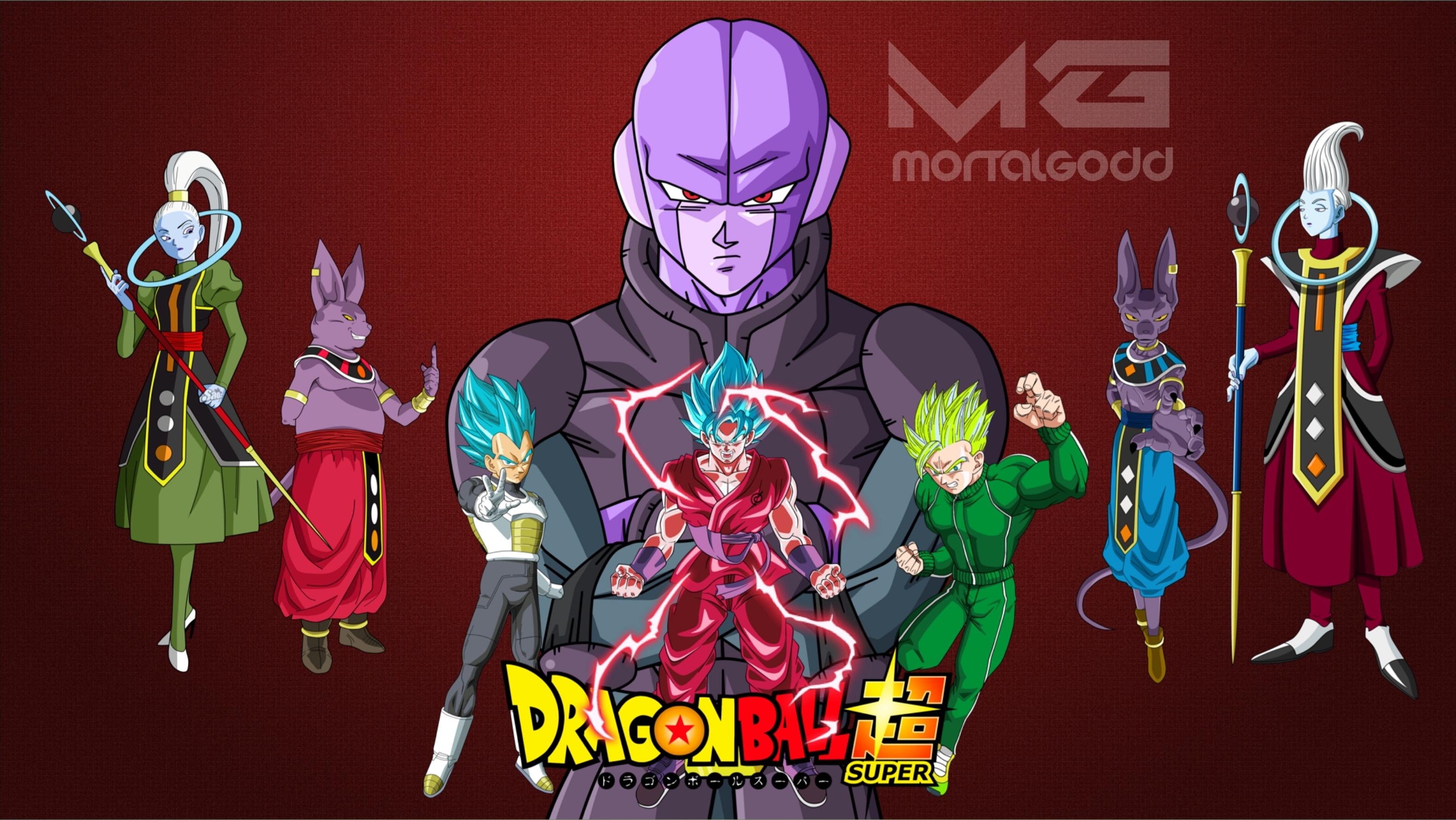 Dragon Ball Super Hit Saga Arc Wallpaper By Mortalgodd On Deviantart
