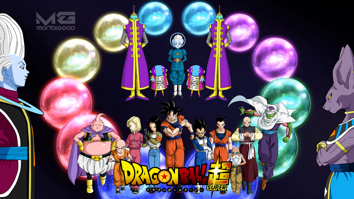 Image result for all universe dragon ball super