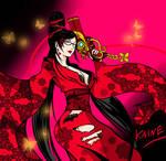 Bayonetta's Red