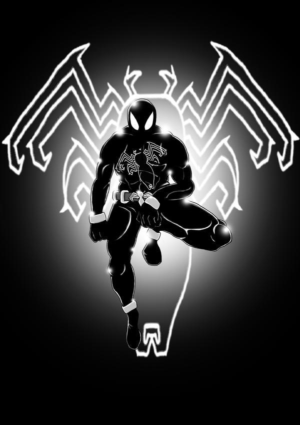 Black Scarlet Spider By Renick4unick On Deviantart