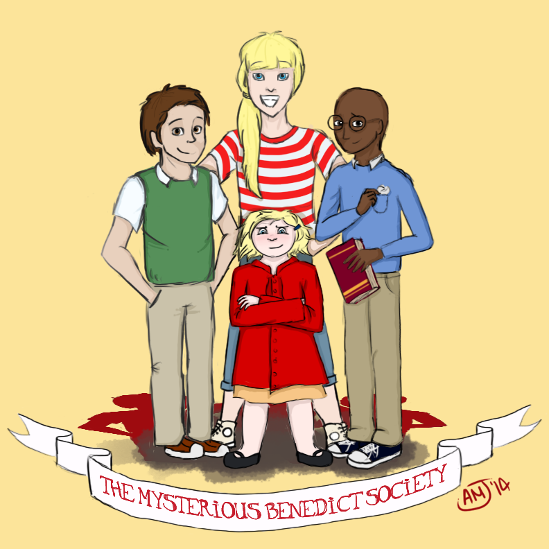 The Mysterious Benedict Society Series