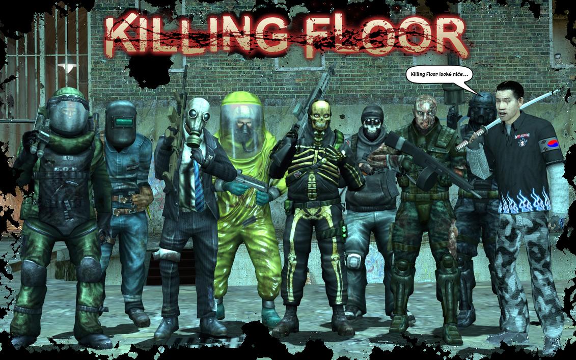 Killing Floor Promo by NexusElite