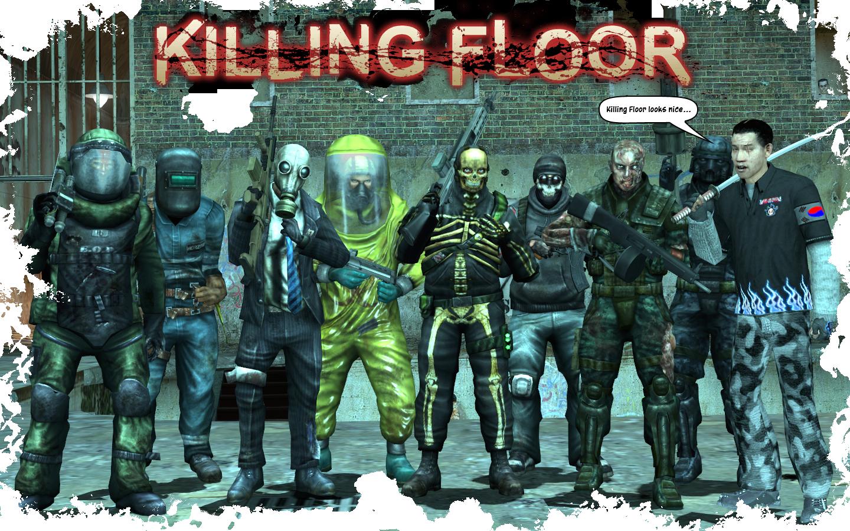 [Guia Killing Floor]