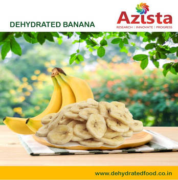 Dehydrated banana by dehydratedfoods