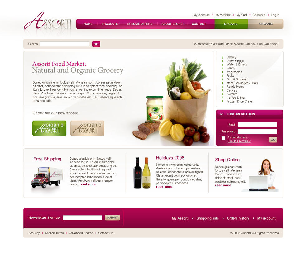 Assorti by DOVeDesigns