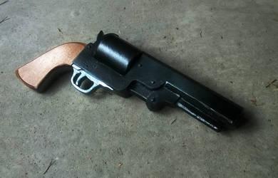 Gun reworked