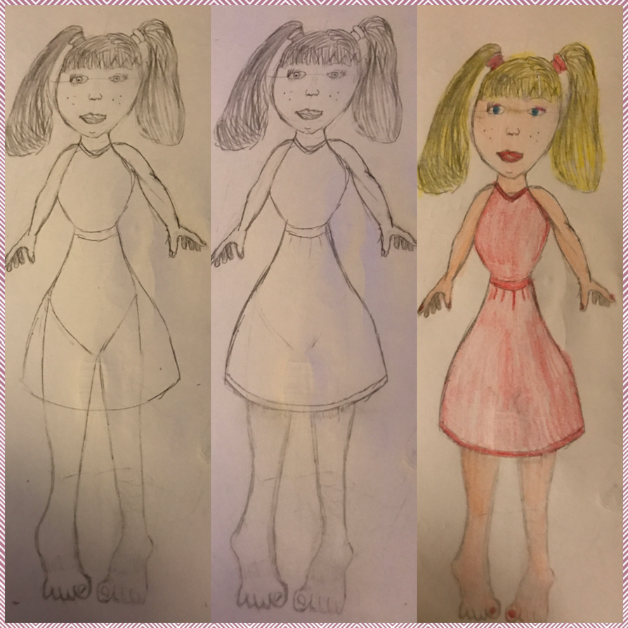 Random girl (Bella) by Princ3ssWolfi3