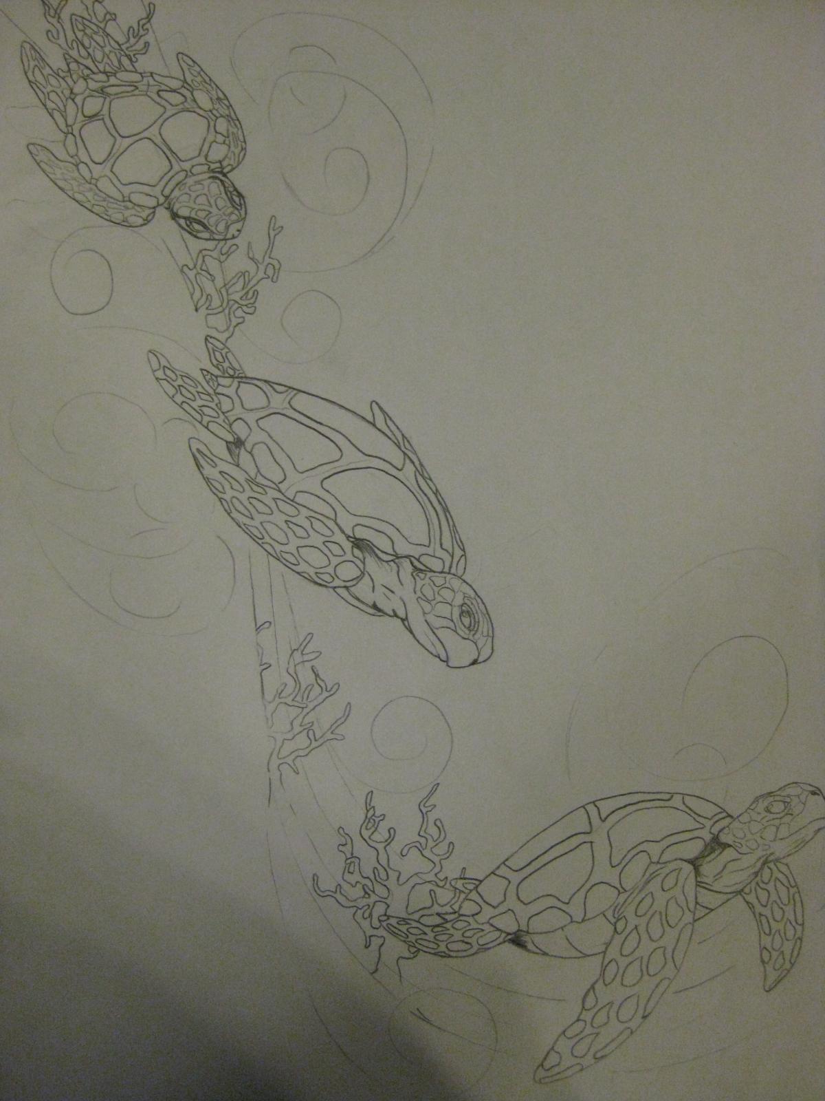 ... modification tattoos 2010 2014 iz4nidomp4in a turtle tattoo design