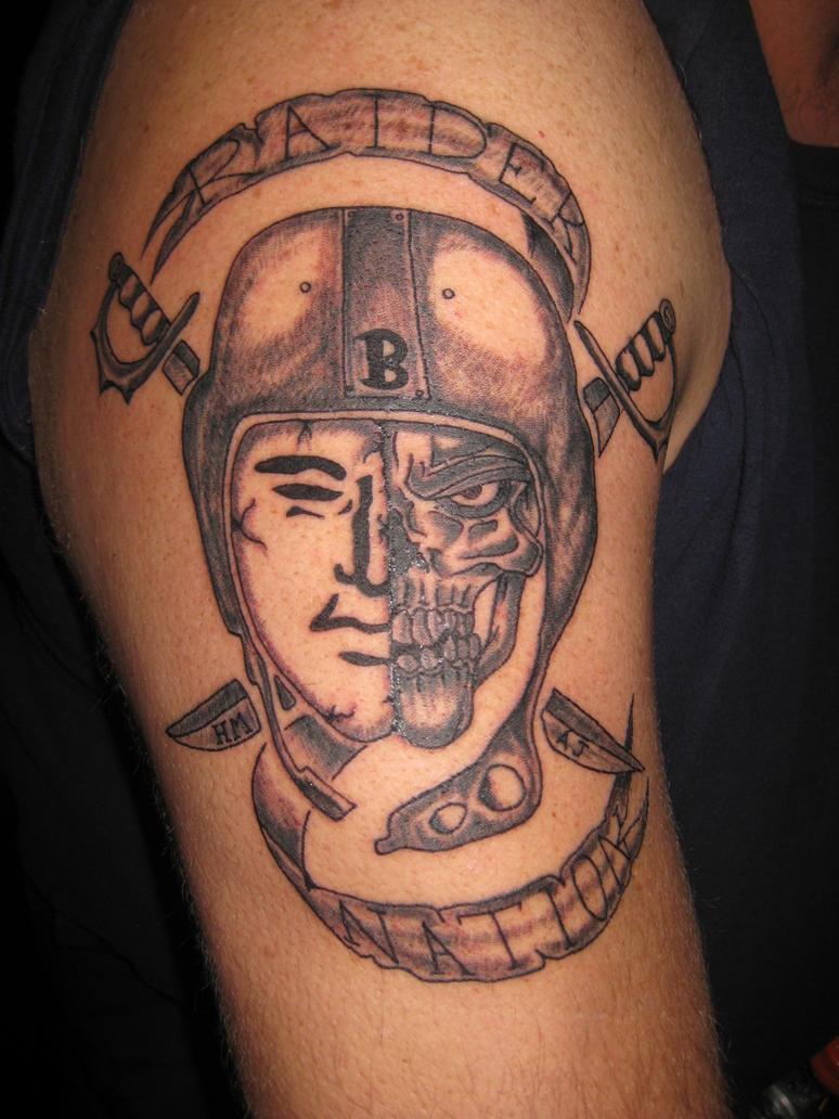 Raider Nation Tattoos Raider Nation 2 by