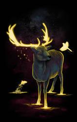 ETERNAL SPIRITS by fathi-dhia