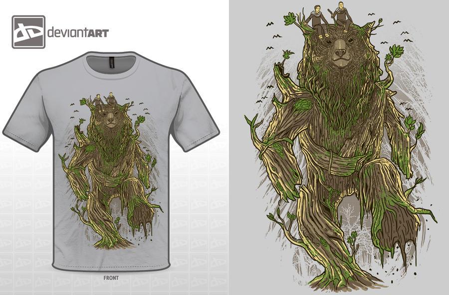 Treebear by fathi-dhia
