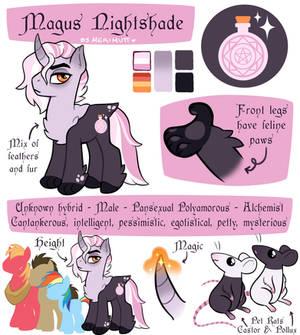 Magus Nightshade Ref
