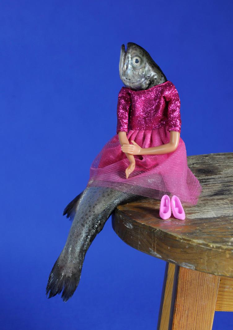 Little Mermaid by Bziulka