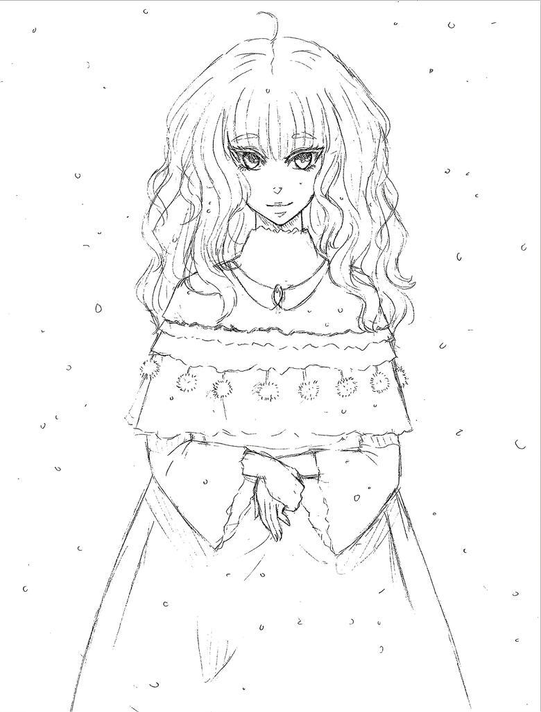 Snow by loveMadrigal