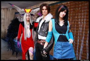 Final Fantasy 8: True Story by Natalie526