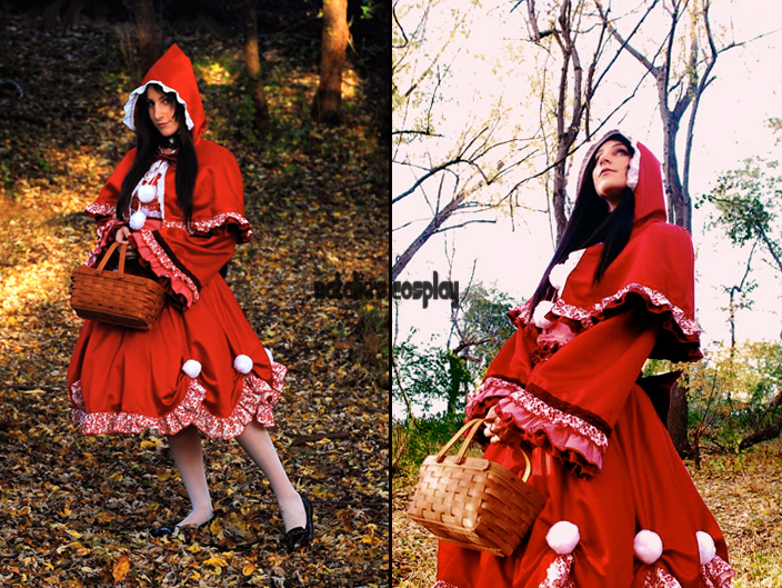 Little Red Riding Hood by Natalie526