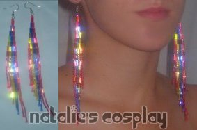 Primary Color Earrings by Natalie526